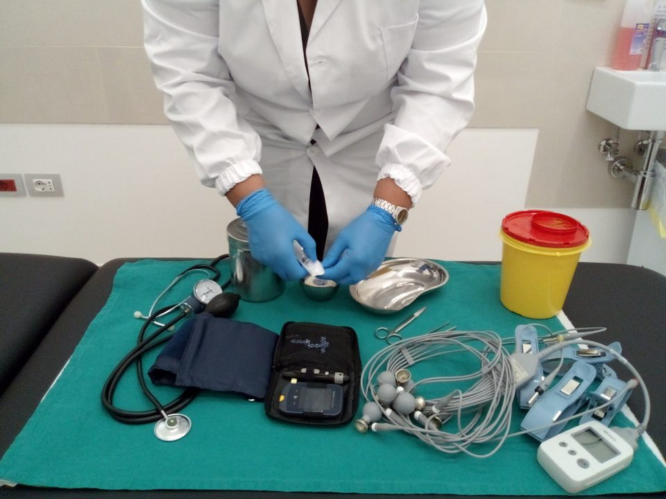 Servizi infermieriestici foto